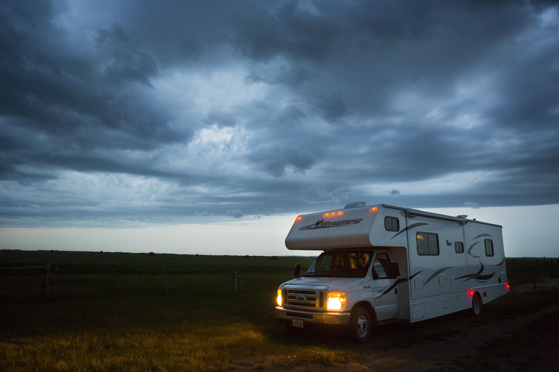 Kanada,Alaska und USA im Motorhome erkunden